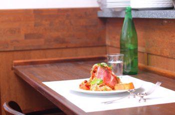 ゴロッと夏野菜 ツルッとパスタ|長岡市