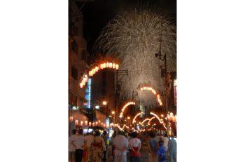 【湯沢町】駅前広場で開催される夏イベント