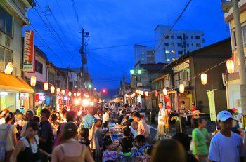 【妙高市】妙高市の夏の一大イベント
