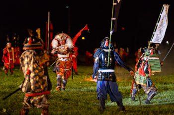 夏休みは上越市へ行って戦国時代に思いを馳せよう!! 謙信公祭(8月23日(金)〜25日(日))もお見逃しなく。
