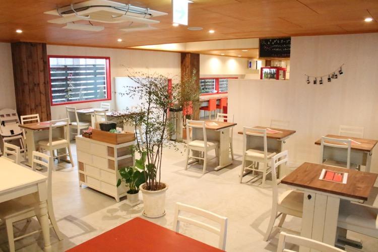 1階カフェ