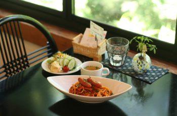 自然のなかで食べる健康ランチ|阿賀野市笹神