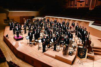 日本屈指の音楽隊「海上自衛隊東京音楽隊」による演奏会を開催