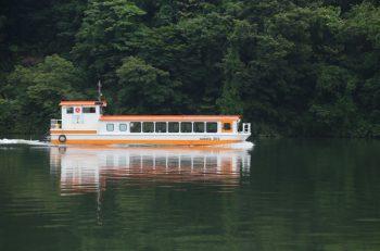 ジェット船にも乗れちゃう!山と川のクールスポットを巡る阿賀町夏ドライブ