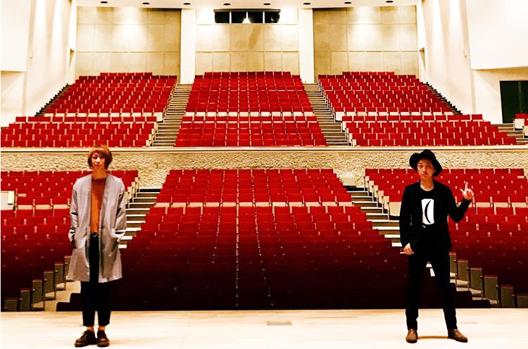 10月20日(日)、この長岡市立劇場のステージに立つ!