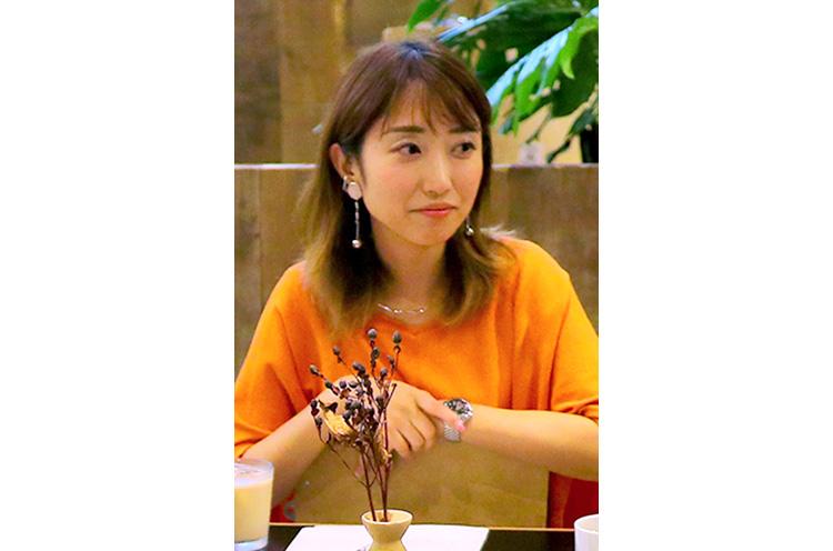 ○FM-NIIGATAパーソナリティ 上村知世さん/2012年に結婚。一児の母として公私ともに活躍中の人気パーソナリティ
