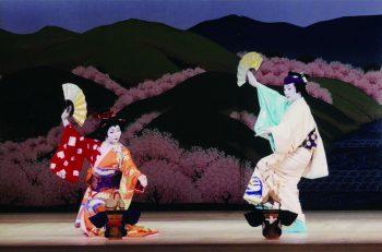 日本舞踊家による華やかで伝統美あふれる作品を披露!
