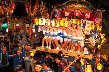 【長岡市】与板地域で260年以上続くお祭り