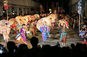 日本最大級のダンスフェス。新潟市内が情熱と熱気にあふれる!!