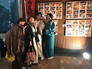 花街文化の雰囲気残る古町エリアの老舗・名店を気軽に楽しめる人気イベント