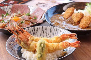 昼は丼や定食、夜はちょい飲みもOK!|三条市東本成寺