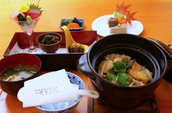 ホタテ、タコ、鮭とイクラ…。全13種類から選べる釜飯。あなたはどれにする?|新潟市秋葉区荻川