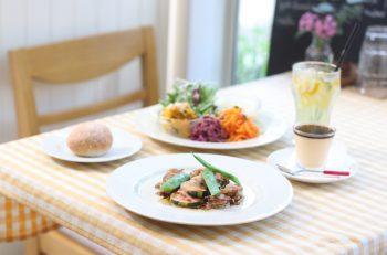 フランス家庭料理のお惣菜屋さんによる色とりどりランチ|新潟市西区寺尾東