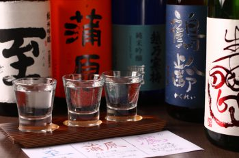 日本酒の世界を広げてくれる地元居酒屋|新潟市中央区