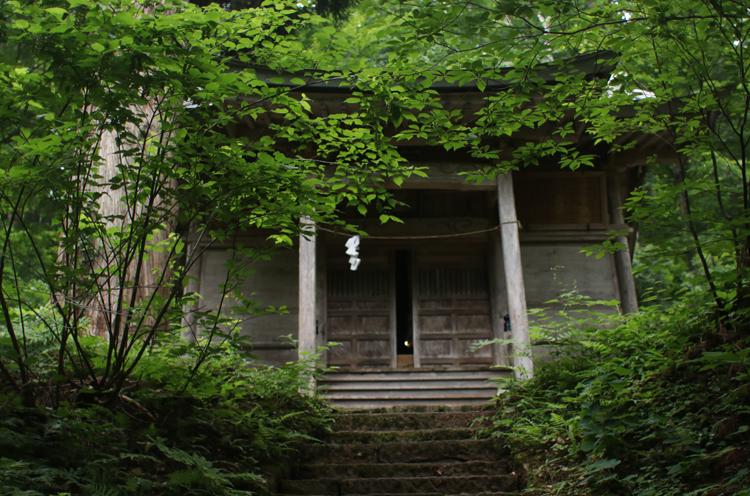 龍ヶ窪神社