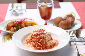 ひと皿目のサラダからお客さんを驚かせたい。新発田イタリアンのランチ!