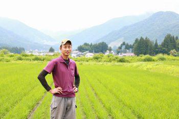 農業で地域の未来を切り拓く―若者が笑顔で暮らす地域を目指して― ひらくの里ファーム 代表取締役社長 青木拓也さん