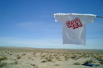 Tシャツショップ「Goo Tee POP UP SHOP」がラブラ万代に期間限定で登場
