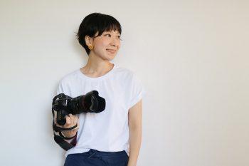 新潟でのフォトグラファー人生も楽しみたい! ―好きな仕事と子育てが両立できる環境― フォトグラファー 中澤さやかさん
