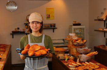 これ、カレーパン!!??おいしくて楽しいユニークパンがいっぱい|新潟市北区