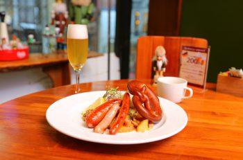 ビールが進むドイツ料理をワンプレートに|新潟市古町