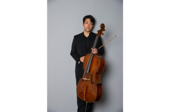 チェリスト・横坂源の演奏活動20周年記念リサイタル