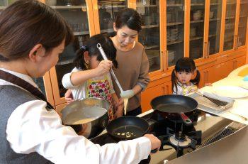 ガス管遊び、料理教室、ラジオDJ体験など子どもが楽しめる催し満載!
