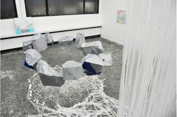 小須戸地区恒例のアートイベント開催!