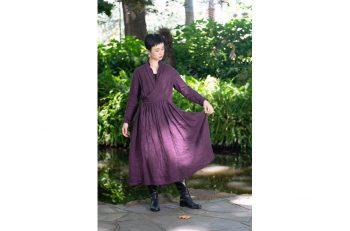 着心地よく暖かく過ごせる服を探しに。ルルルで『Sa-Rah』展示販売会開催