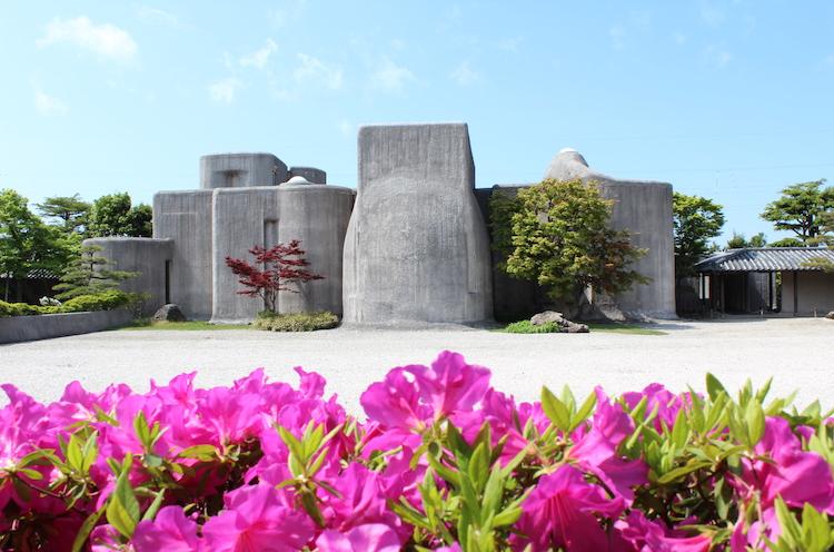 谷村美術館(春の写真でゴメンナサイ!)