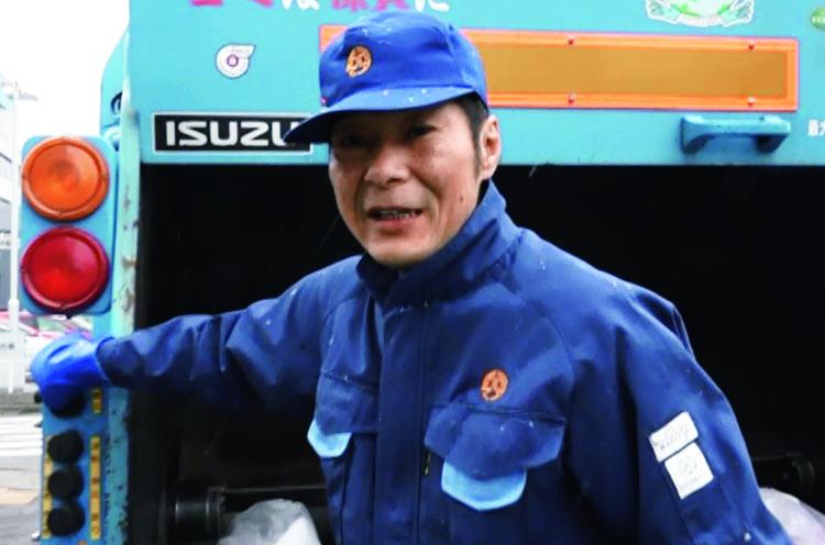 株式会社 新潟市環境事業公社の加藤隆さん