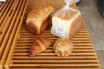 看板商品はまるでケーキのような生食パン|新潟市北区