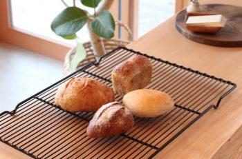 新発田のかわいいパン屋さん。やわらか&もちもち2種類の食パンが評判