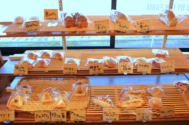 米粉パンがこんなにいっぱい