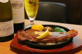 新潟和牛、海鮮焼、お好み焼―!豪快鉄板料理の店