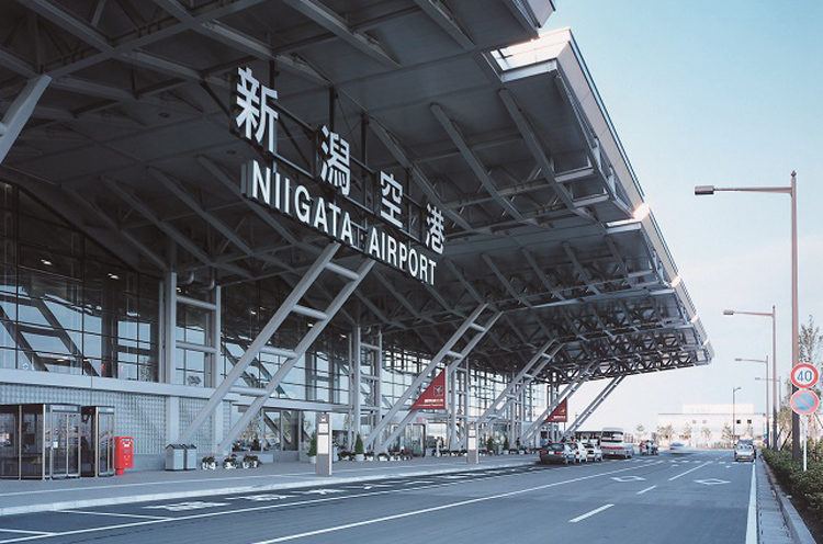 新潟空港へ遊びに行きましょう!!