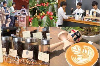 コーヒー&カカオマルシェ! コーヒーやコーヒー器具の販売、音楽ライブも!