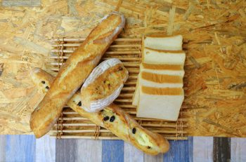 目指すは食事の引き立て役!シンプル イズ ベストなパン|上越市