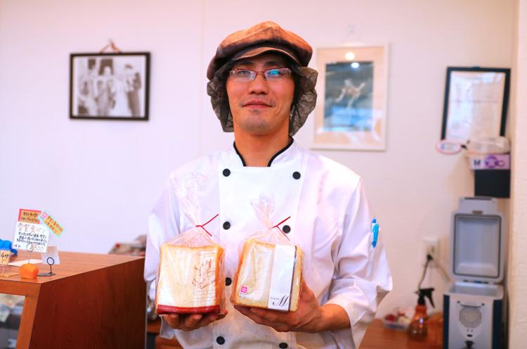 「変わったカレーパンを作りたかった」と店長の田中さん