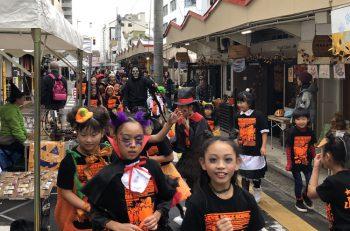 人情横丁でハロウィン! 楽しいイベント盛りだくさん!!