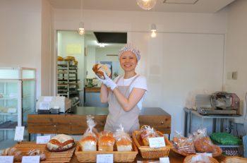 バリエ豊富なハードパンがズラリ|新潟市中央区文京町