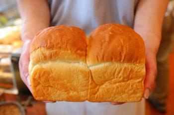 マッシュポテトを練り込んだ、もっちり食感の生食パン|加茂市