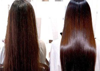 誰もが憧れるサラツヤヘアに導くカット!美しい髪で人を惹きつける女性に。|30代からのビューティーケア・新潟市北区・CHUZAN