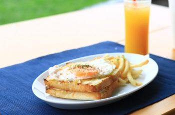 国産小麦を使ったパンを充実のフードメニューと一緒に|新潟県立スポーツ公園内