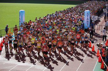【開催中止となりました】新潟シティマラソン開催! ランナーへ沿道から声援を送ろう。交通規制情報も