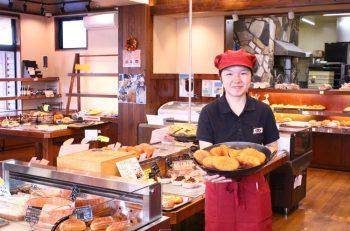 自社栽培・自社製粉した小麦で作る個性豊かなパン|新潟市東区