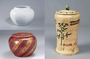 陶芸家・富本憲吉の名品、會津八一との交流と作品も紹介する