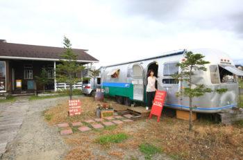 銀色のアンティーク・エアストリームで営業するハンドメイド雑貨のお店|新潟市江南区