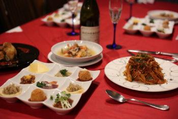 十日町の14店で特別なイタリア料理を提供。キナーレでイベントも開催!
