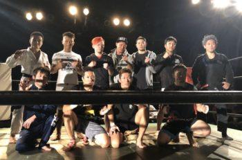 激しい戦いを生で観戦! 格闘技イベント「越後風神祭り7」新潟ロッツで開催